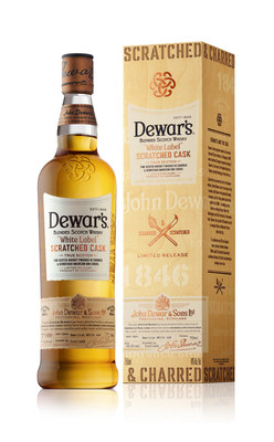 DEWAR'S(R) SCRATCHES ITS WAY TO A SMOOTH AND FLAVORFUL NEW SCOTCH