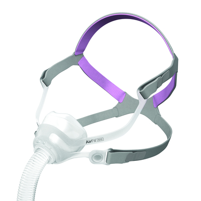 The AirFit N10 For Her is designed specifically for female patients.  (PRNewsFoto/ResMed Inc.)