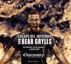 Bear Grylls regresa a Discovery en Espanol. Jueves a las 9PM E/P.  (PRNewsFoto/Discovery en Espanol)