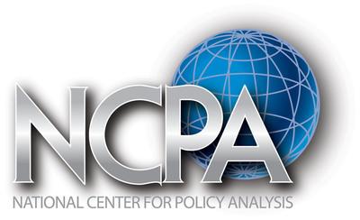 National Center for Policy Analysis. (PRNewsFoto/National Center for Policy Analysis) (PRNewsFoto/NATIONAL CENTER FOR POLICY AN...)