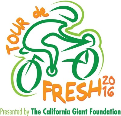 Tour de Fresh 2016, presented by The California Giant Foundation