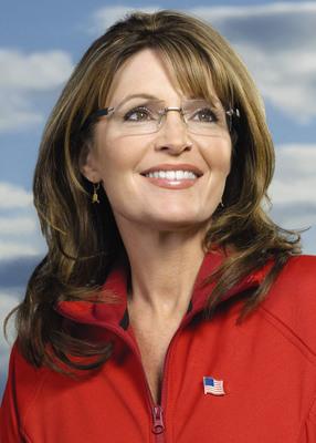 Governor Sarah Palin.  (PRNewsFoto/Terri Schiavo Life & Hope Network)