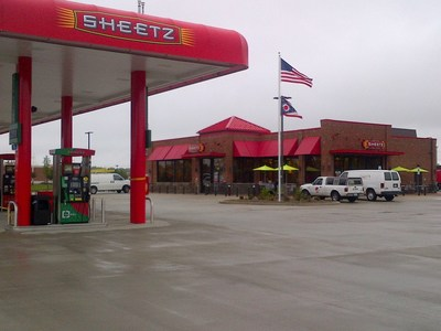 Sheetz excitedly opens new store in Strongsville, OH (PRNewsFoto/Sheetz, Inc.)