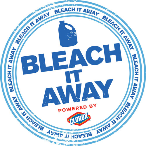 Clorox Bleach It Away.  (PRNewsFoto/The Clorox Company)