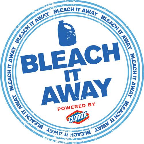 Clorox Bleach It Away. (PRNewsFoto/The Clorox Company) (PRNewsFoto/THE CLOROX COMPANY)