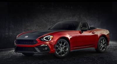 2017 Fiat 124 Spider Elaborazione Abarth offers sportier driving experience for performance enthusiasts.