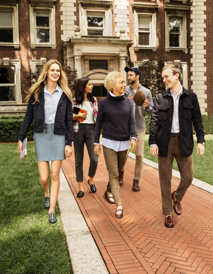Cole Haan Pinch Campus - The New Class Campaign Image 1