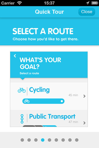 re:route, Recyclebank's new mobile app supported by Transport for London (TfL), encourages Londoners to ...