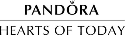 "PANDORA Jewelry Awards $25,000 to each ""Hearts of Today"" Honoree"