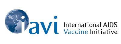 International AIDS Vaccine Initiative Logo.