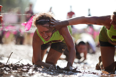 Mudderella, the 5+ mile obstacle course challenge designed for women, by women, will head to 5 locations in North America in 2016.
