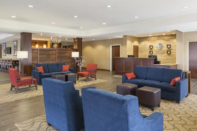 Comfort Inn & Suites new construction prototype