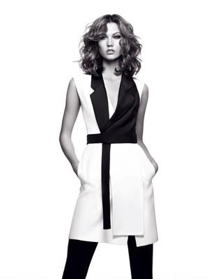 L'Oreal Paris spokesmodel, Karlie Kloss