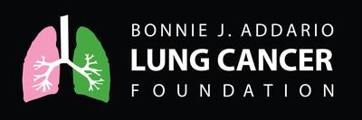 Bonnie J. Addario Lung Cancer Foundation. (PRNewsFoto/Bonnie J. Addario Lung Cancer Foundation)