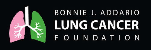 Bonnie J. Addario Lung Cancer Foundation. (PRNewsFoto/Bonnie J. Addario Lung Cancer Foundation)