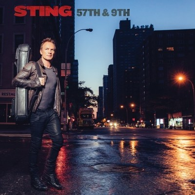 Sting's New Album, 57th & 9th, To Be Released November 11 On A&M/Interscope Records