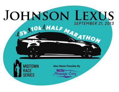 Johnson Lexus Of Raleigh Nc >> Johnson Lexus Sponsors the Midtown Race Series