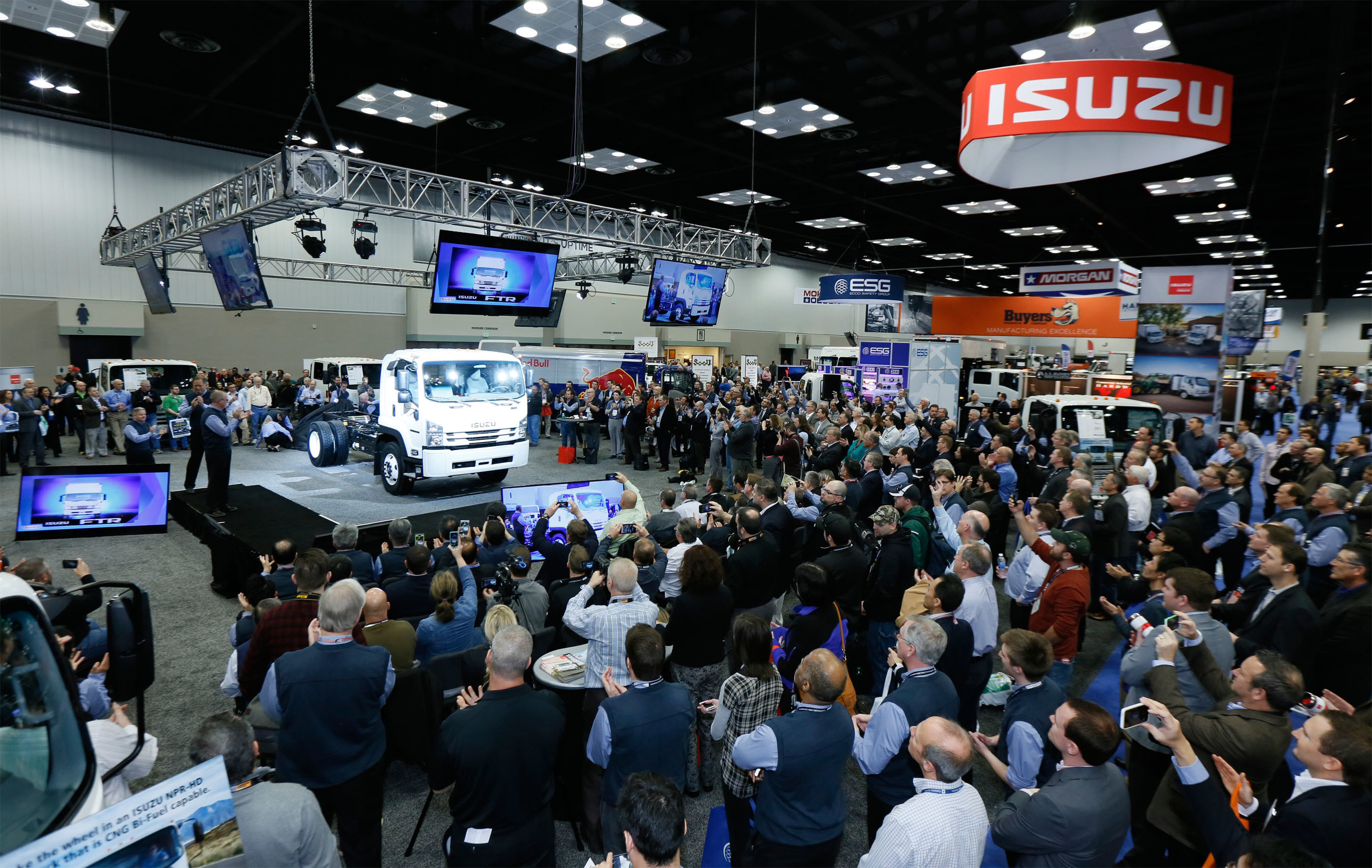 The Work Truck Show 2016 sets attendance record
