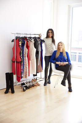 Fashion Project co-founders Christine Rizk and Anna Palmer
