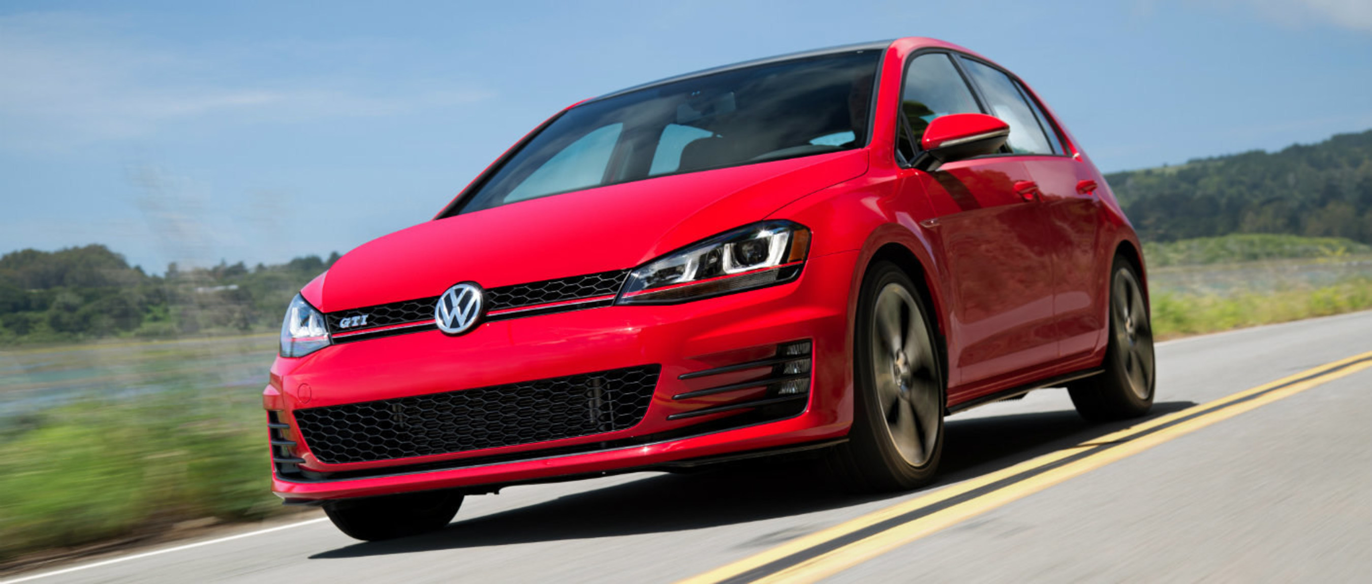 Puente Hills Volkswagen receives the 2016 Volkswagen Golf GTI into its showroom