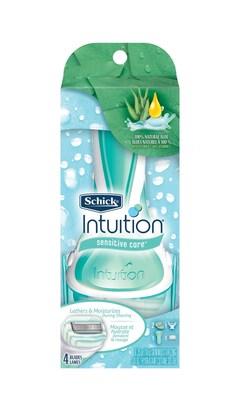 Schick Intuition Sensitive Care Razor