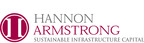 Hannon Armstrong Sustainable Infrastructure Capital, Inc. logo.  (PRNewsFoto/Hannon Armstrong Sustainable Infrastructure Capital)
