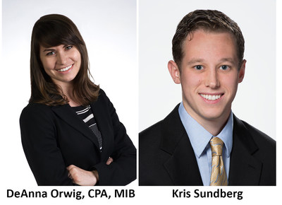 The Siegfried Group Welcomes New Professionals in Siegfried Advisory and Operations for New Hire Orientation