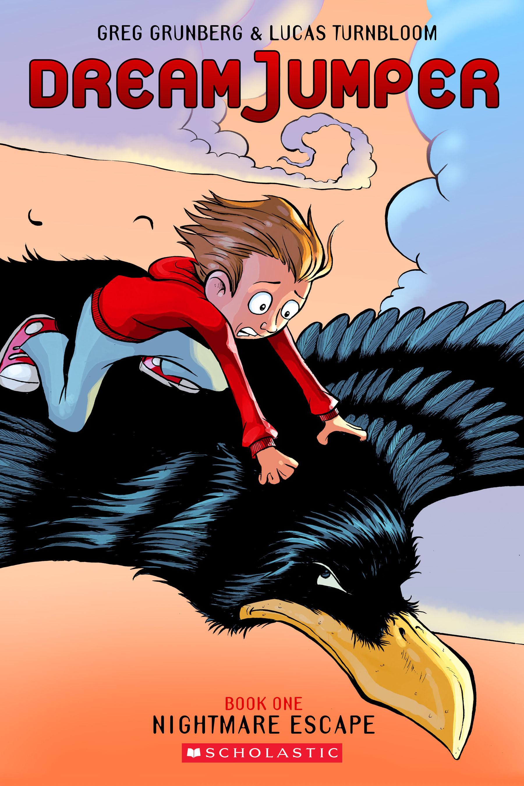 Dream Jumper by Greg Grunberg and Lucas Turnbloom