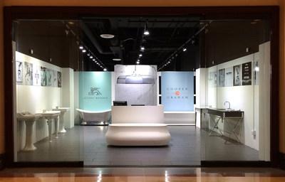 Lefroy Brooks / Cooper & Graham Showroom, Chicago Merchandise Mart