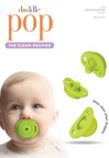 Doddle(TM) Launches Kickstarter Campaign for Innovative, Reinvented Pacifier