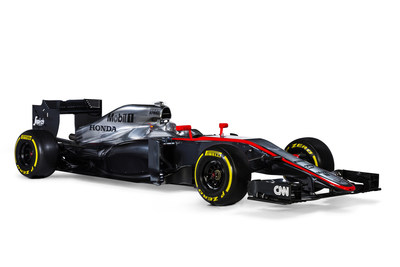 McLaren-Honda Reveals the New MP4-30