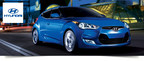 The 2015 Veloster is one of many vehicle's highlighted on Lehigh Valley Hyundai's website (PRNewsFoto/Lehigh Valley Hyundai)