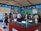 LATICRETE MIDDLE EAST BOOTH AT BIG 5 KENYA (PRNewsFoto/LATICRETE MIDDLE EAST)