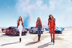 GUESS Girls, Danielle Knudson, Simone Holtznagel and Natalie Pack take the wheel and join GUESS x Gumball 3000 on an exciting journey beginning May 23rd and ending May 30th.