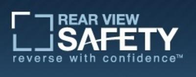 Rear View Safety logo (PRNewsFoto/Rear View Safety, Inc.)