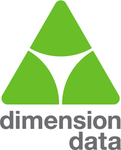 Dimension Data logo.  (PRNewsFoto/Dimension Data)