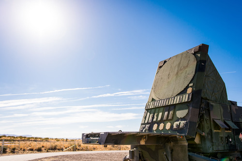 The Radar Digital Processor (RDP) provides significant improvement in mean time between failure and increases radar processing efficiency. Raytheon Company photo.  (PRNewsFoto/Raytheon Company)