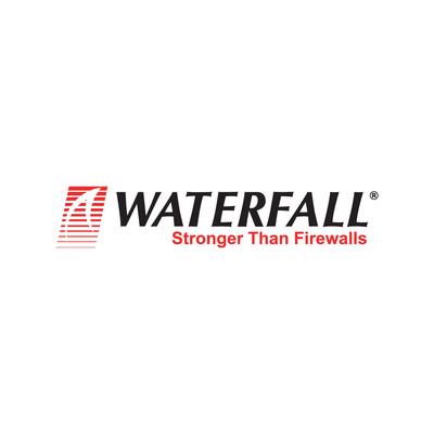 Waterfall Security Solutions Logo (PRNewsFoto/Waterfall Security Solutions) (PRNewsFoto/Waterfall Security Solutions)