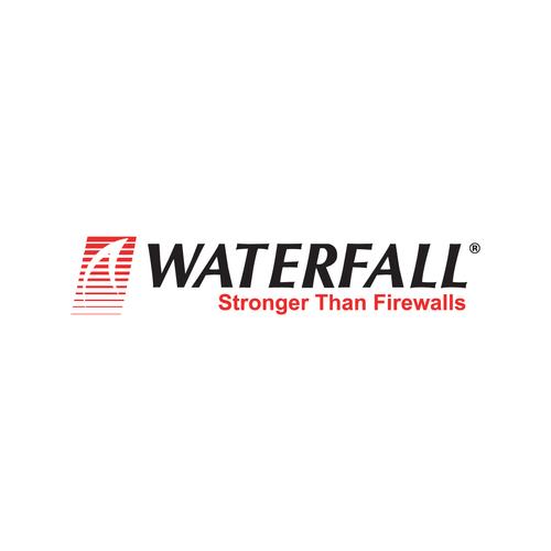 Waterfall Security Solutions Logo (PRNewsFoto/Waterfall Security Solutions) (PRNewsFoto/Waterfall Security ...