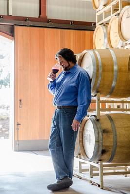 Ed Sbragia, Founder, President & Winemaster of Sbragia Family Vineyards.