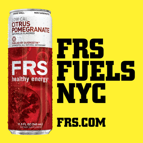 FRS Fuels NYC This Winter by Spreading Healthy Energy Throughout the City