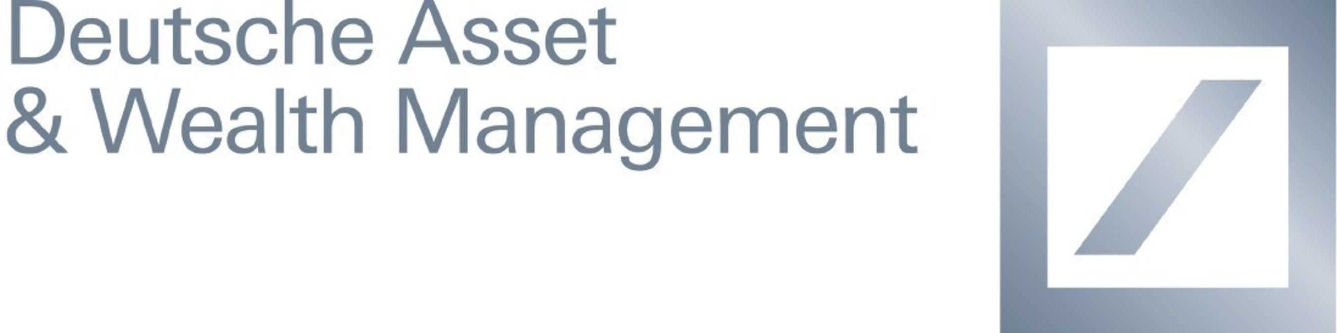 Deutsche Asset & Wealth Management Logo