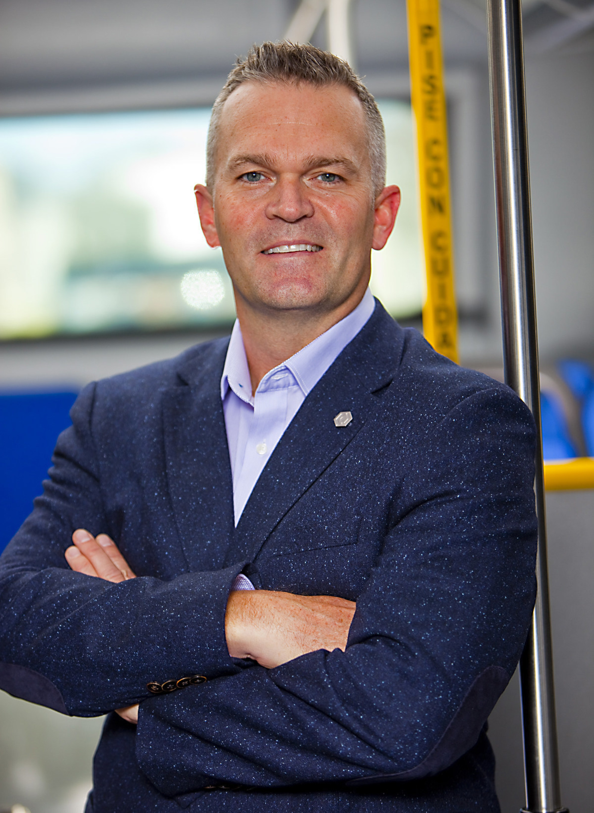 Tesla and Honeywell veteran, Josh Ensign, has been appointed COO of battery-electric transit vehicle company, Proterra, Inc.