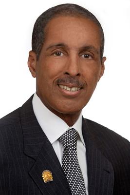 NAR President, William E. Brown