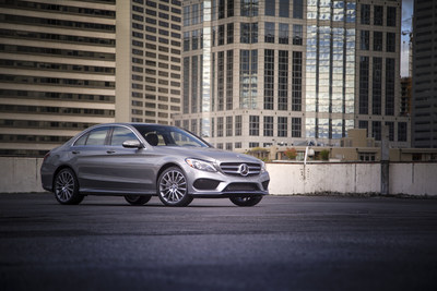 Mercedes-Benz announces pricing on highly anticipated 2015 C-Class sedan with a starting MSRP of $38,400. (PRNewsFoto/Mercedes-Benz USA)