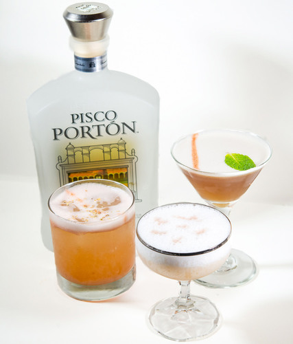 Celebrate National Pisco Sour Day on February 2nd with Porton Pisco!  (PRNewsFoto/Porton)