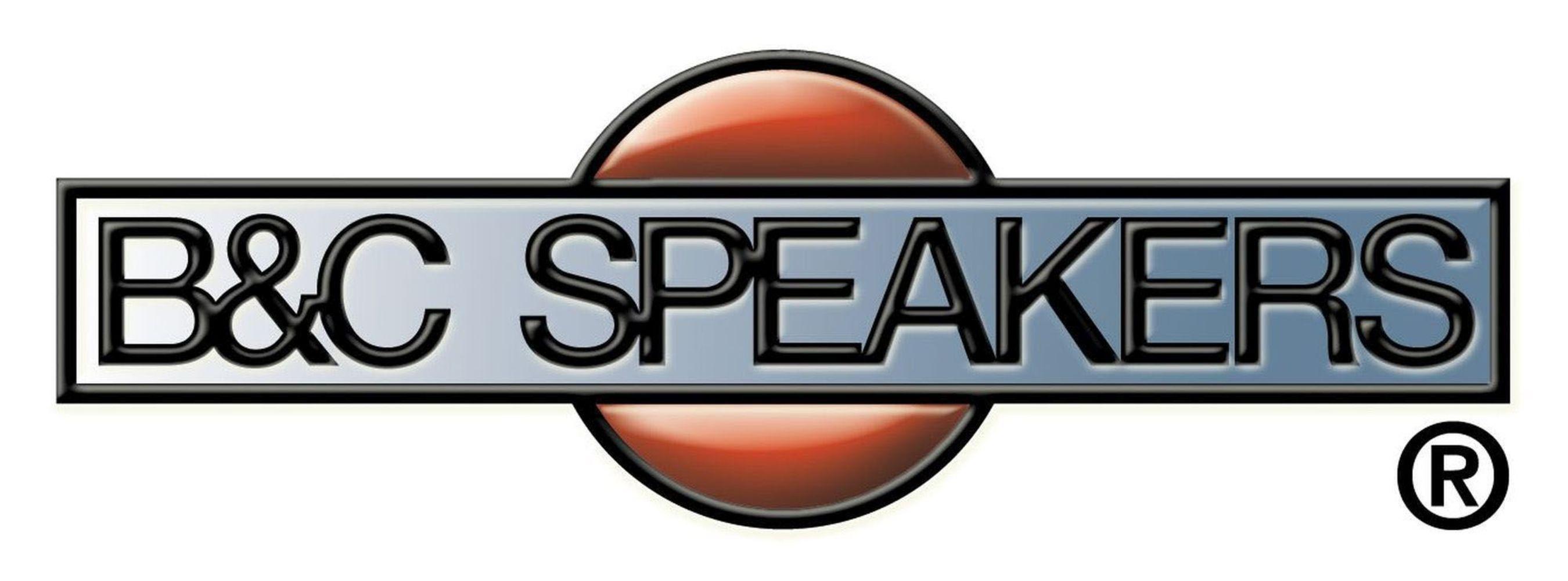 B&C Speakers logo (PRNewsFoto/B_C Speakers S_pA)