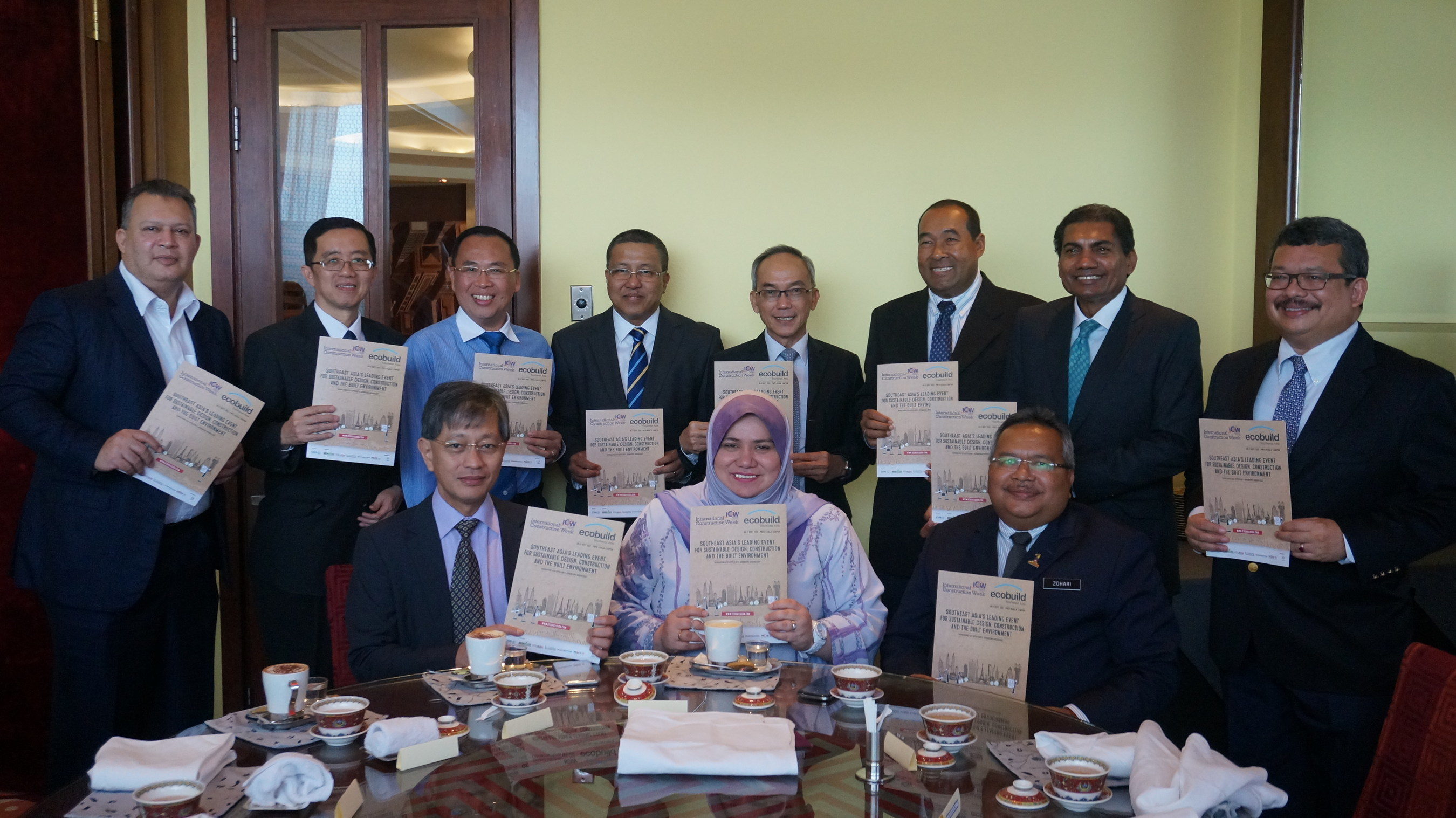 Construction Leaders Commit to Sharpening the Future Outlook for Sustainable Construction in Malaysia