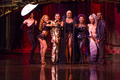 NeNe Leakes Premieres In ZUMANITY, The Sensual Side Of Cirque du Soleil For Special Engagement As First-Ever Guest Emcee