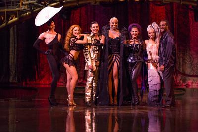 NeNe Leakes Guest-Starring in Zumanity by Cirque du Soleil in Las Vegas 6/27-7/1 (PRNewsFoto/Cirque du Soleil)